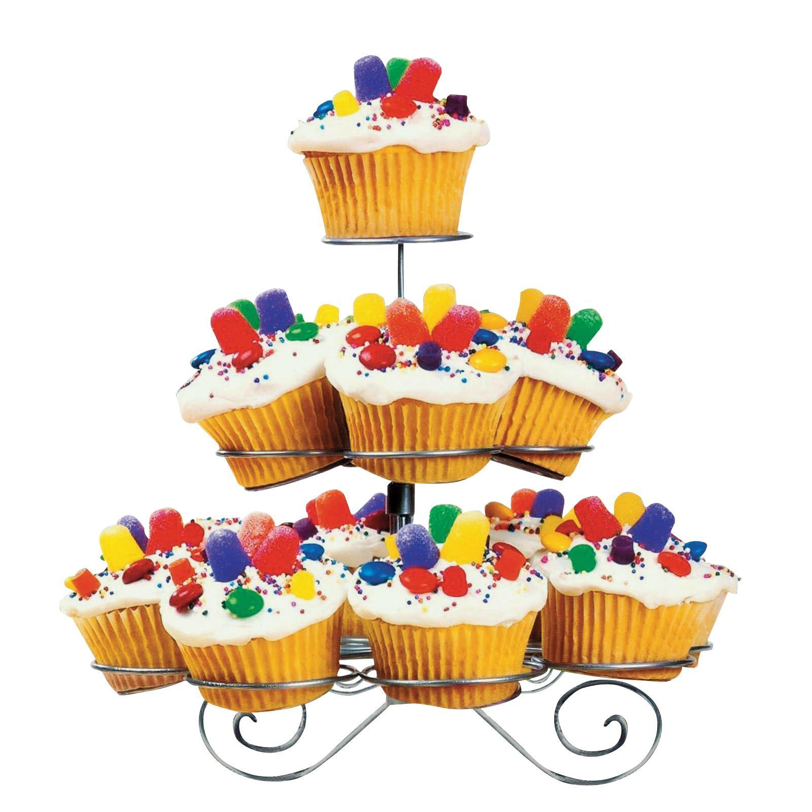 3 Tier 13 Mini Cupcake Stand Shopmonk