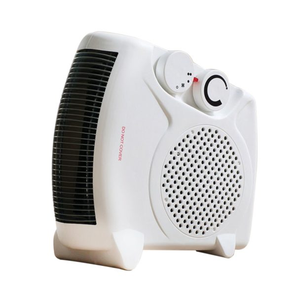 Daewoo Flat Fan Heater 2000w Shopmonk